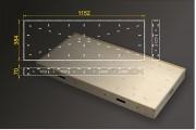 Segmentbau 384x1152 mm