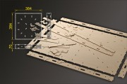 Bausatz: Segmentbau 384x384 mm